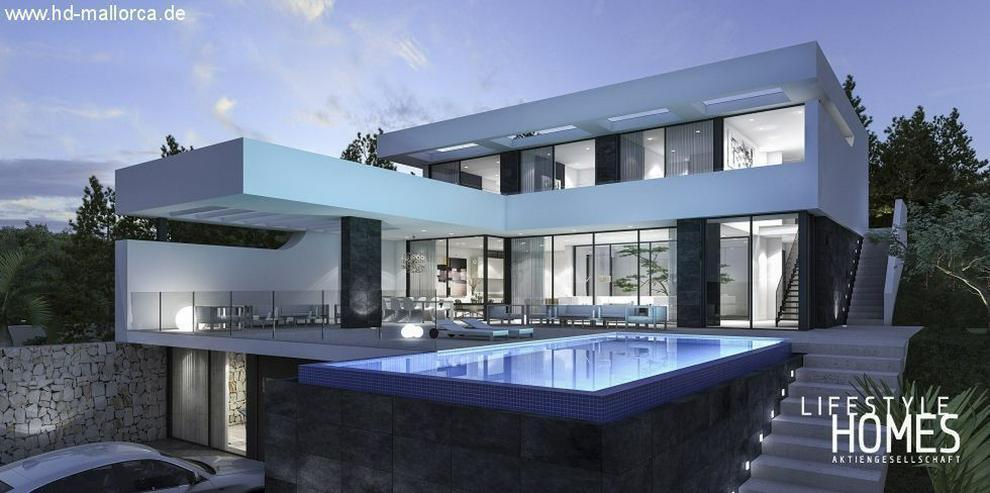 : große moderne Villa mit viel PLATZ im Bauhausstil (ohne Grundsteuer) - Haus kaufen - Bild 1