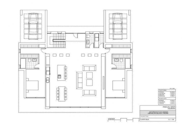 Bild 3: : schicke Bauhausvilla mit viel PLATZ mit 4 SZ (ohne Grundstück)