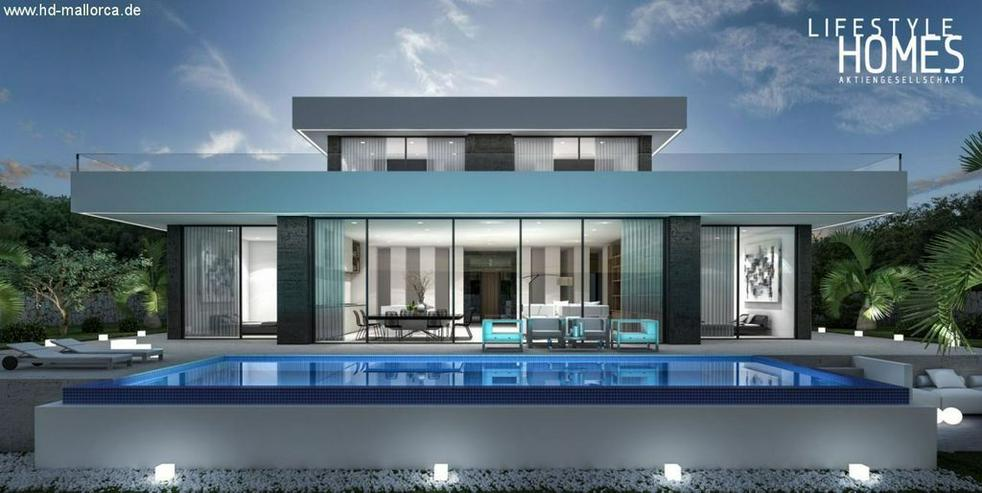 : schicke Bauhausvilla mit viel PLATZ mit 4 SZ (ohne Grundstück) - Haus kaufen - Bild 1