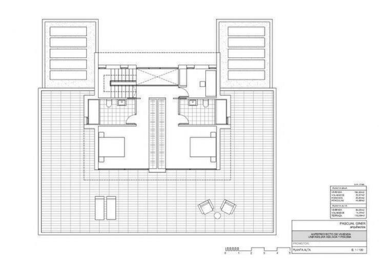 Bild 2: : schicke Bauhausvilla mit viel PLATZ mit 4 SZ (ohne Grundstück)