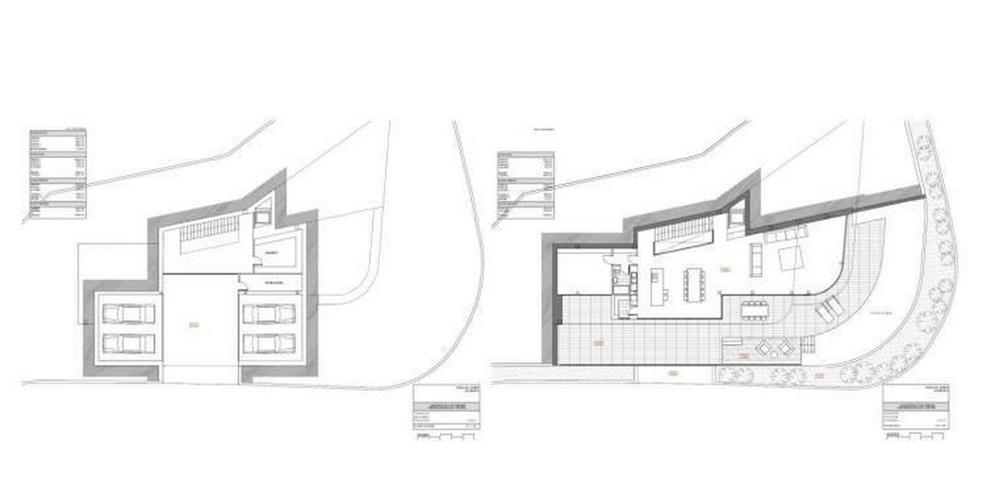 Bild 2: : Prachtvolle moderne Villa mit harmonischen Formen (ohne Grundstück)