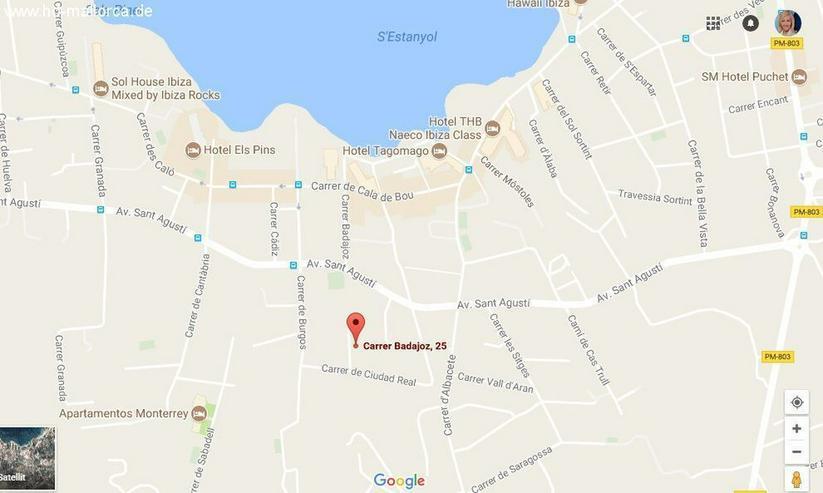 Bild 2: Grundstueck in 07630 - Sant Joseph de sa Talaia
