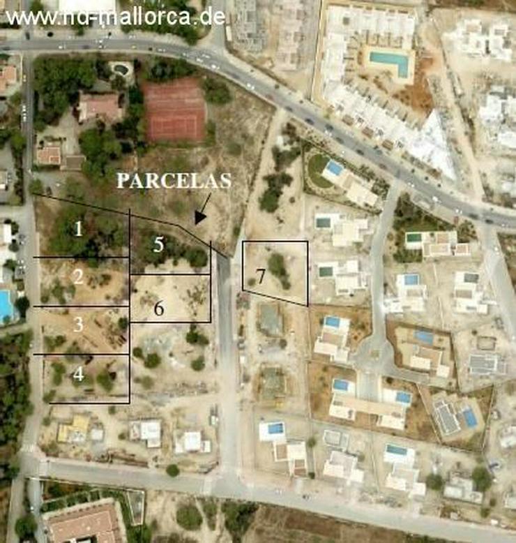 Grundstueck in 07630 - Sant Joseph de sa Talaia - Bild 1