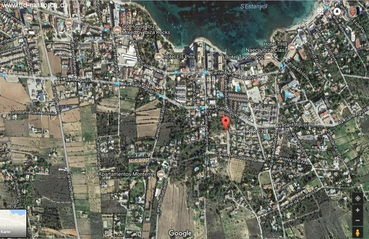 Bild 3: Grundstueck in 07630 - Sant Joseph de sa Talaia