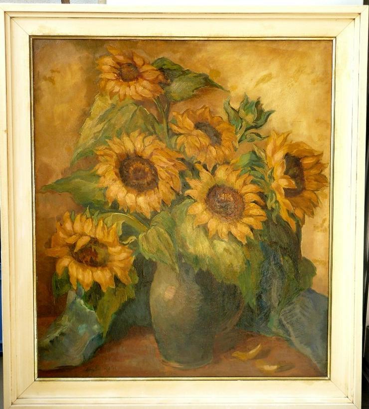Gemälde Ölgemälde Dora Schmetz-Diel (B005)