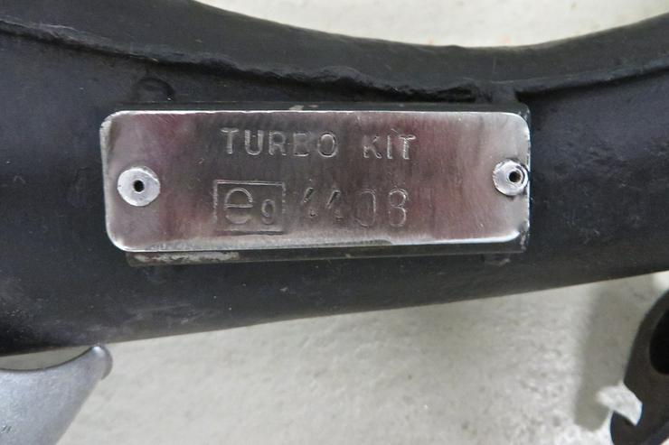 Bild 3: Sportauspuff Turbo Kit / ABE für Piaggio Roller