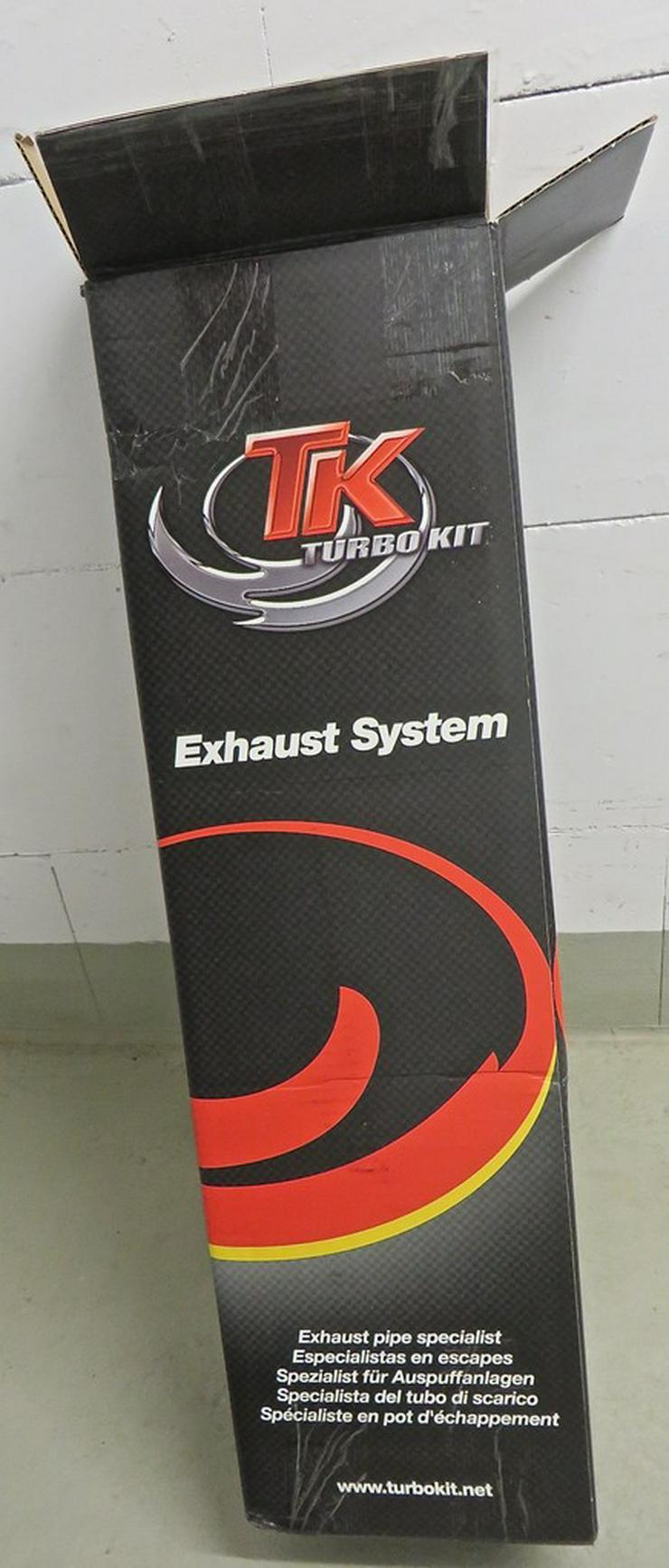 Bild 6: Sportauspuff Turbo Kit / ABE für Piaggio Roller