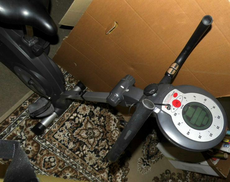 Kettler Hometrainer ST 3005-8 mit Pulsmessung
