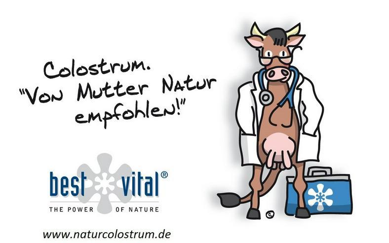 Bild 3: Bestvital® Colostrum Fluid für Ihr Tier
