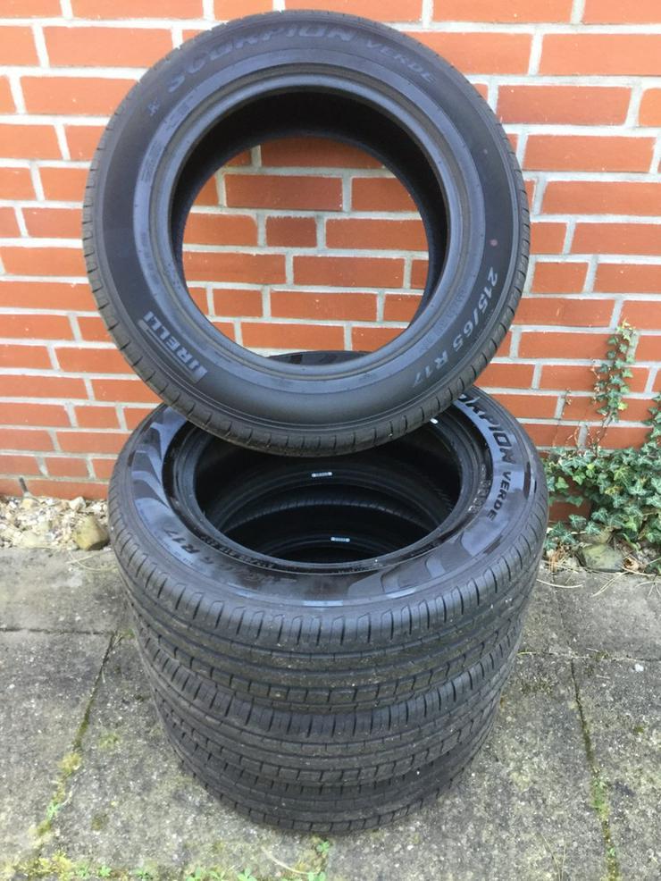 Pirelli Sommerreifen Set 215/65 R17