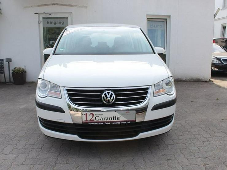 Bild 2: VW Touran Conceptline EcoFuel ERDGAS KLIMA TEMPOMAT