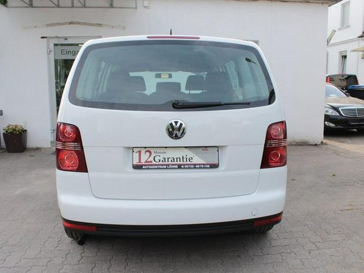 Bild 5: VW Touran Conceptline EcoFuel ERDGAS KLIMA TEMPOMAT