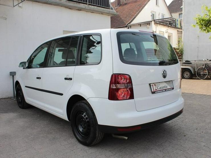 Bild 6: VW Touran Conceptline EcoFuel ERDGAS KLIMA TEMPOMAT