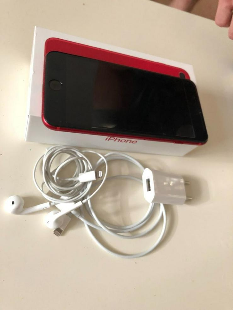 APPLE iPhone 8 Plus (Product) Red 64 GB Rot
