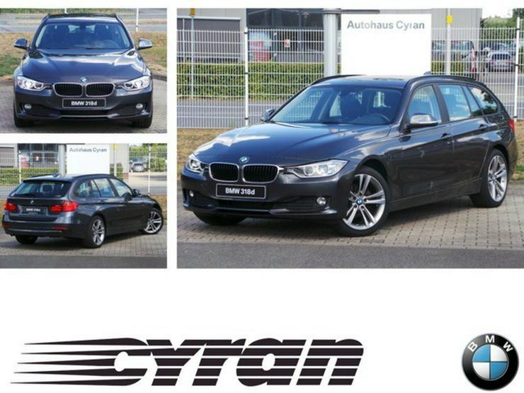 BMW 318d Touring Aut. Navi Business Klimaaut. LM PDC