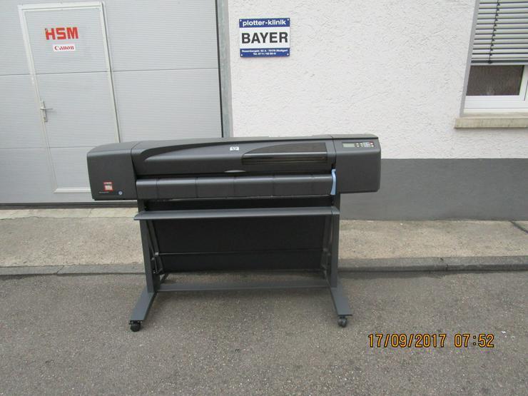 HP - Plotter, Modell DesignJet 800