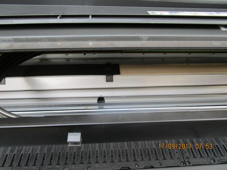 Bild 4: HP - Plotter, Modell DesignJet 800