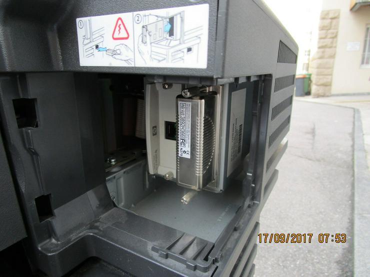 Bild 5: HP - Plotter, Modell DesignJet 800