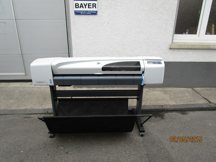 HP - Plotter, Modell DesignJet 510 - Drucker - Bild 1