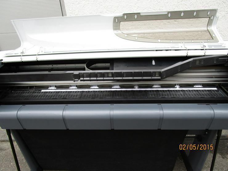Bild 3: HP - Plotter, Modell DesignJet 510