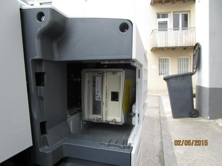 Bild 4: HP - Plotter, Modell DesignJet 510