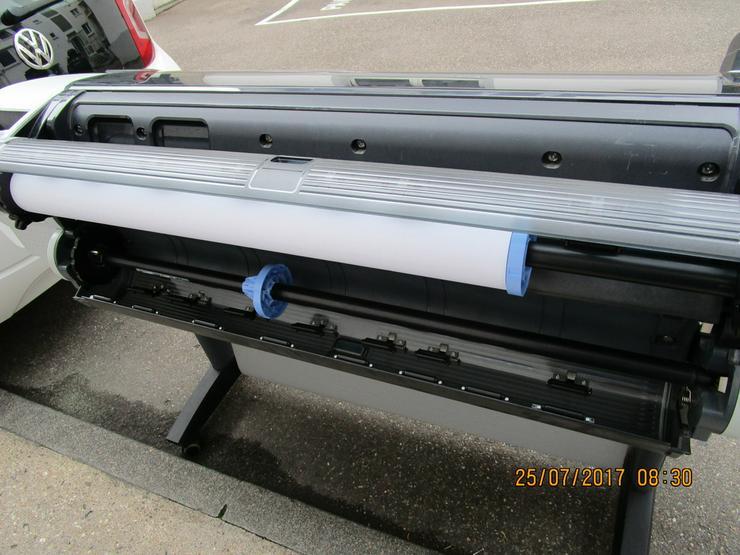 Bild 4: HP - Plotter, Modell DesignJet T 1300/PS