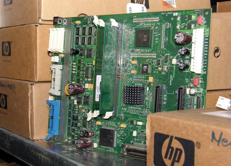 Bild 2: HP - Plotter Ersatzteile fuer alle Geraete
