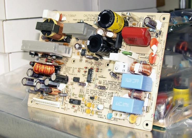 Bild 3: HP - Plotter Ersatzteile fuer alle Geraete