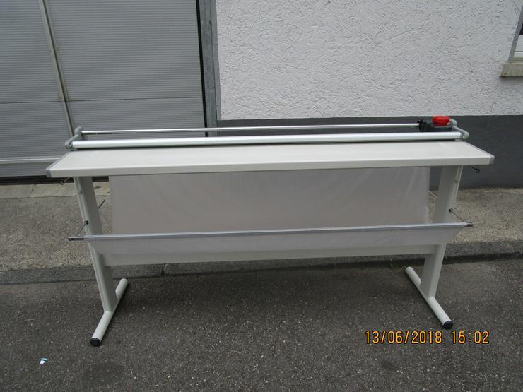 Grossformat Papierschneide Maschine  Trim 160 - Drucker - Bild 1