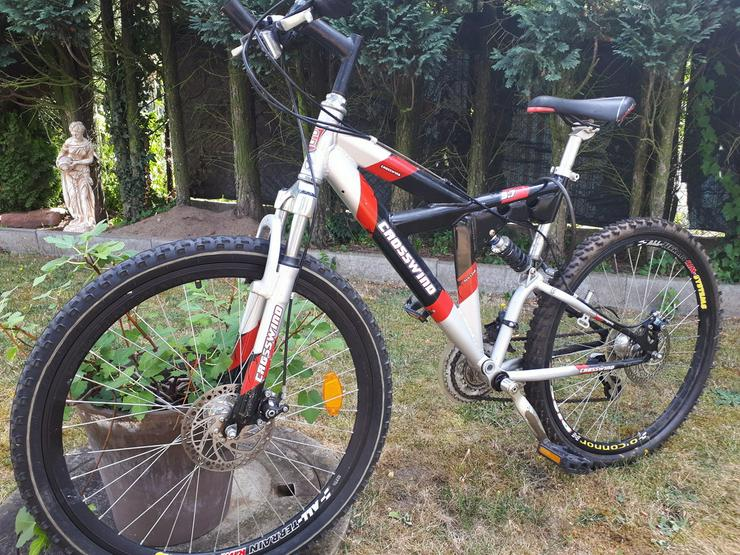 Mountainbike Crosswind 26 Zoll Fahrrad