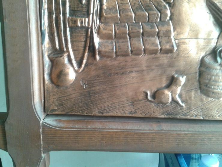 Bild 3: ca. 50 Jahre altes Kupferbild