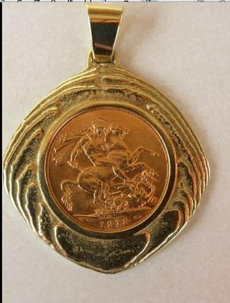 berühmteste Goldmünze der Welt