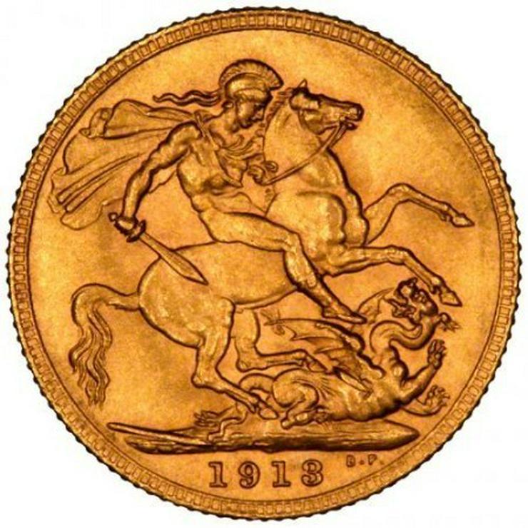 Bild 2: berühmteste Goldmünze der Welt