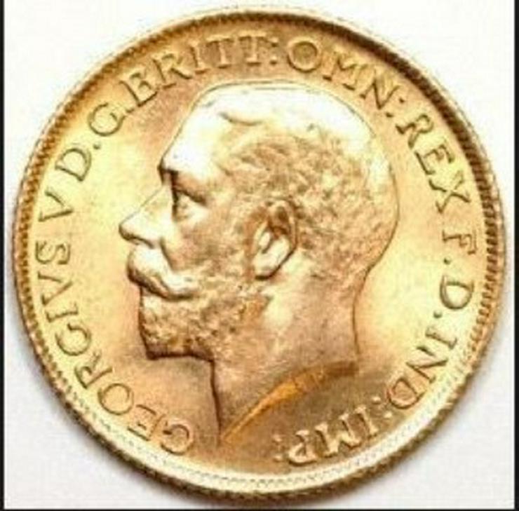 Bild 3: berühmteste Goldmünze der Welt