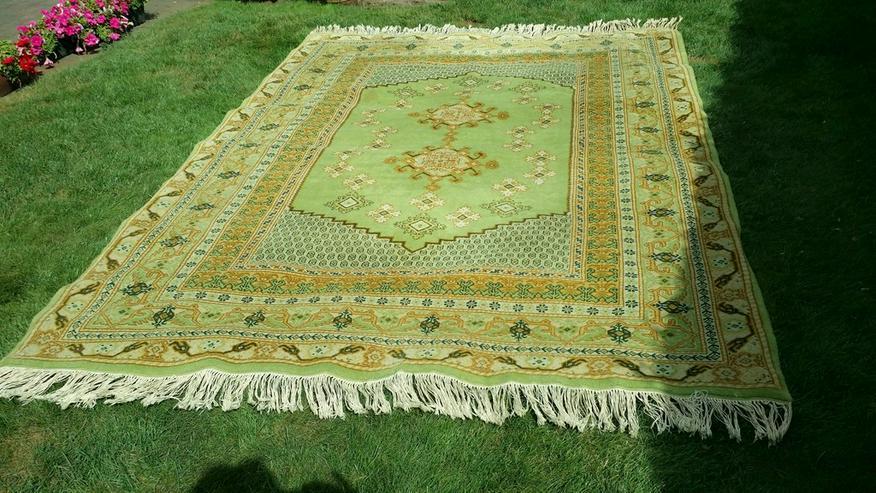 Echter Kairounan-Teppich aus Tunesien