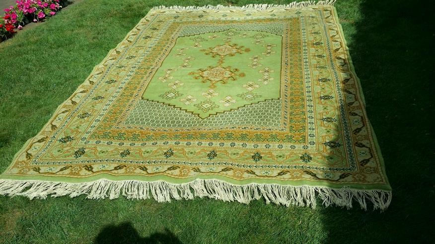 Bild 2: Echter Kairounan-Teppich aus Tunesien