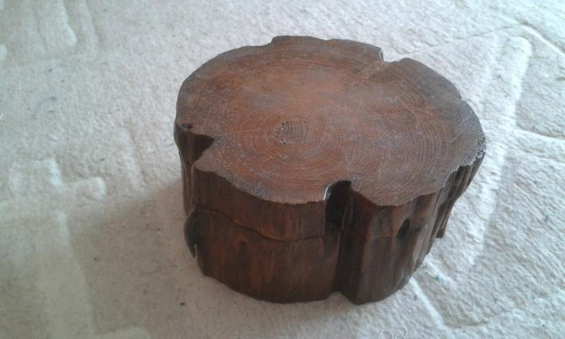 Holzschatulle