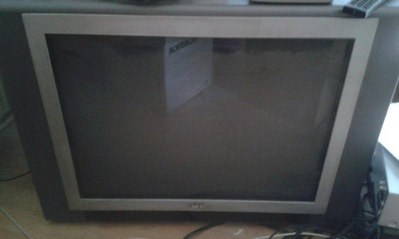 TV zu verschenken