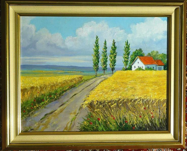 Gemälde Ölgemälde Hubert Havenith (B047)