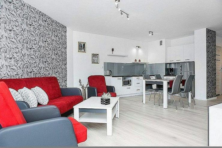 Luxus Wohnung in Zentrum von Stettin/Polen