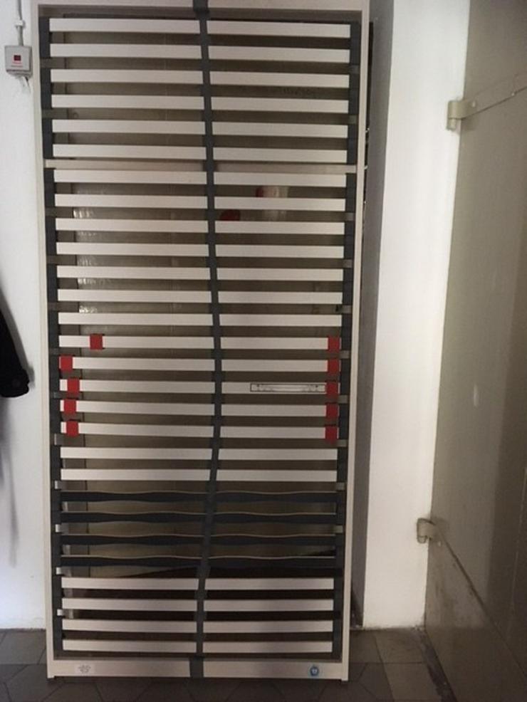 2 verstellbare Lattenroste günstig abzugeben - Bild 1