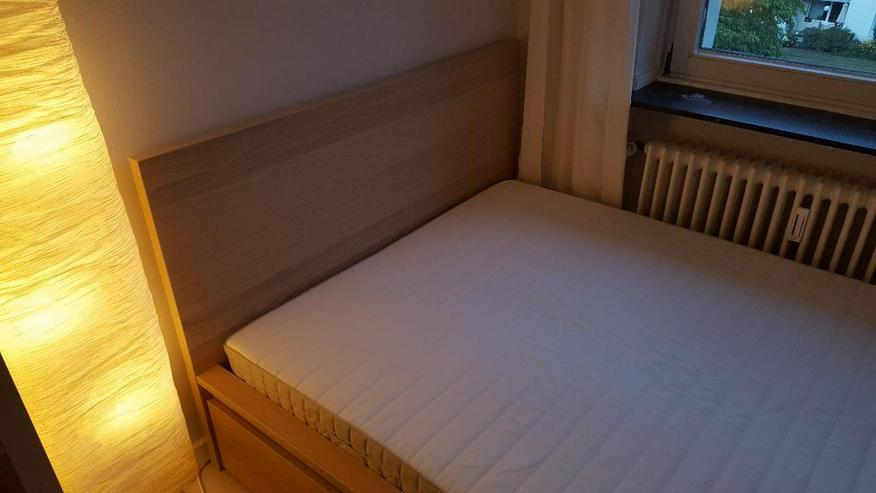 Bett-Komplettset (neuwertig)