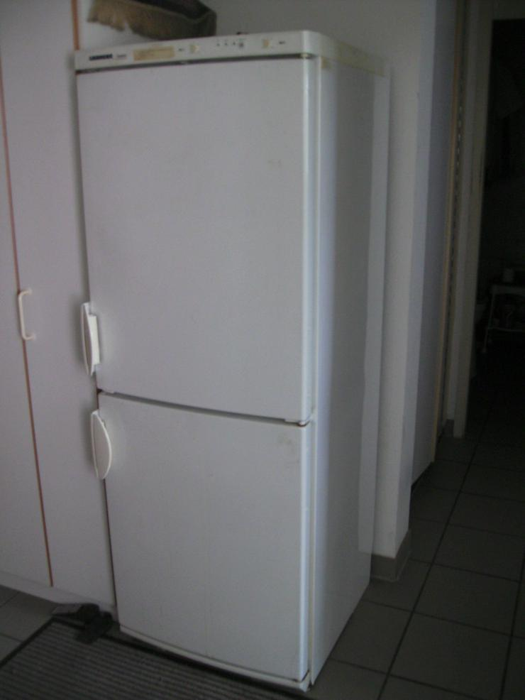 Bilder zu Kühlschrank Gefrierschrank Kombi Liebherr in Kaarst ...
