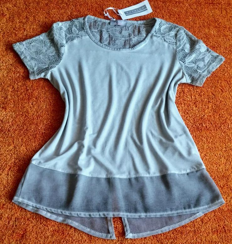 NEU Damen Top Spitzen Shirt Gr.S P.49,95€