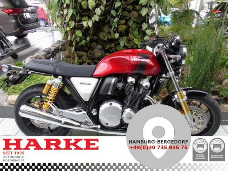 HONDA CB 1100 RS ABS