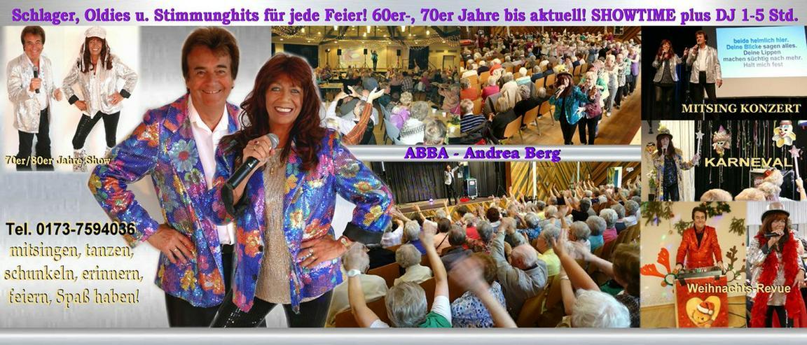 Bild 2: Party-DUO! Sängerin+DJ für Ü50, Silberhochzeit