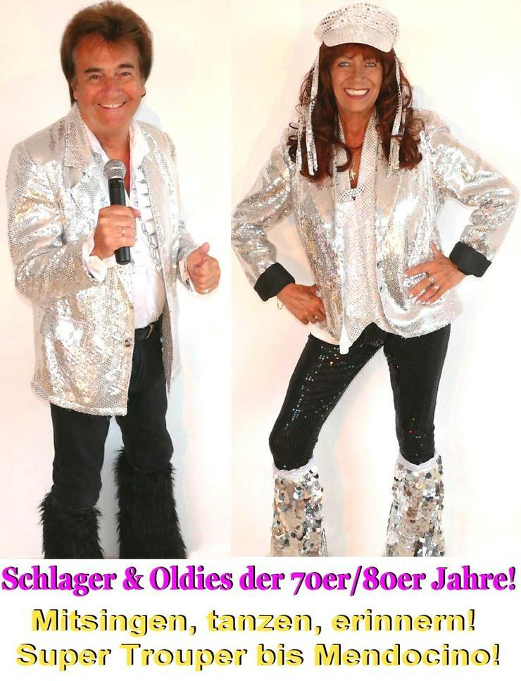 Bild 4: Party-DUO! Sängerin+DJ für Ü50, Silberhochzeit