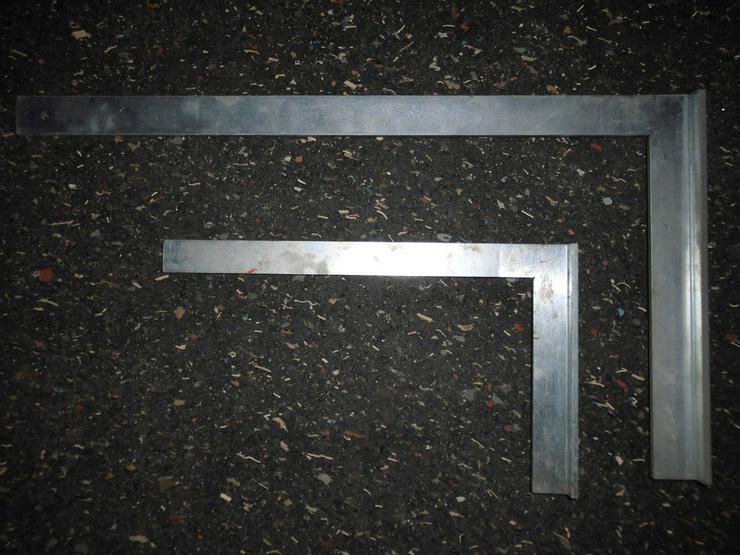 2 Stück Anschlagwinkel - Metallverarbeitung & Fahrzeugbau - Bild 1