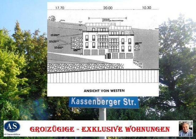 6 exklusive Wohnungen., ca. 2300 qm Baugrundstück für 6 großzügige mit außergewöhnli...