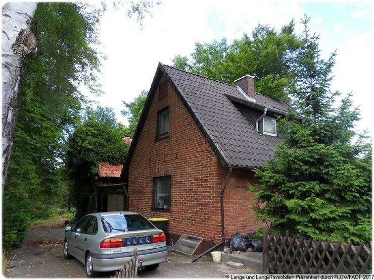 Faßberg - Poitzen - Idylle pur Naturgrundstück mit kleinem Wohnhaus und Nebengelass